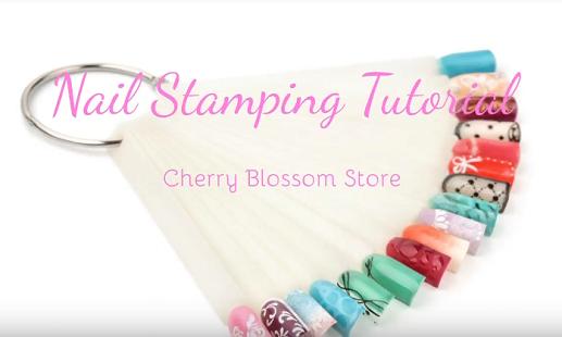 Nail Stamping Tutorial (BP) Bundle 1