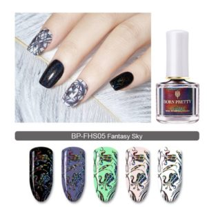 BP Holographic Stamping Polish - Fantasy Sky