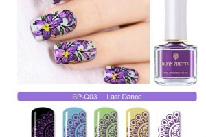 BP Stamping Polish - Last Dance