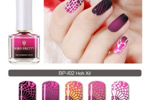 BP Thermal Stamping Polish - Hoh Xil